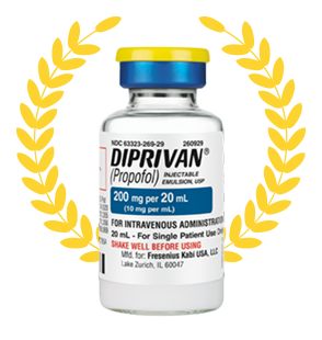 DIPRIVAN ( Propofol) 10mL bottle