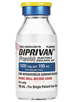 DIPRIVAN 1000 mg per 100 mL