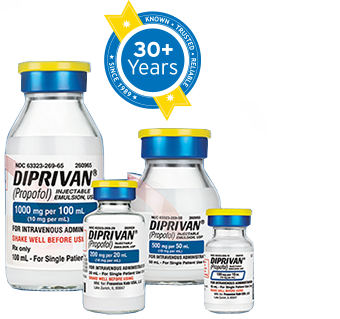 DIPRIVAN medication types